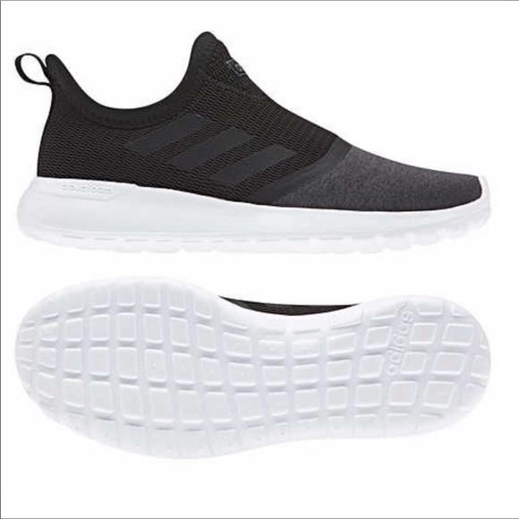 524fa025d7c74 adidas Shoes | Ladies Slipon Shoe Black New In Box | Poshmark